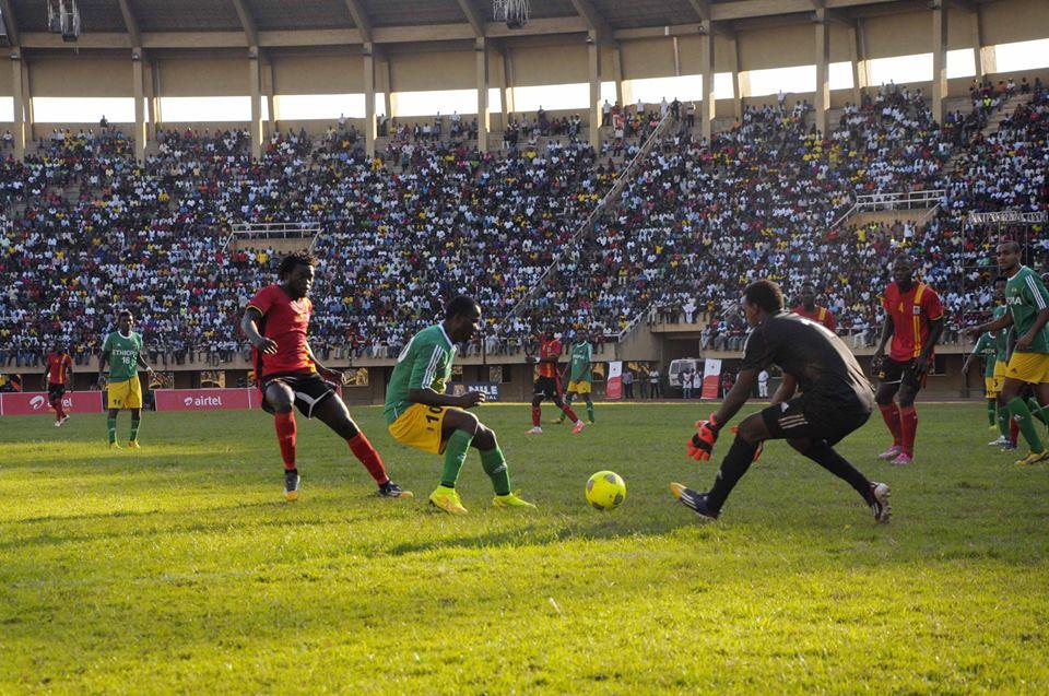 UGANDA VS GHANA : Match Day Tickets Hit the Market - FUFA
