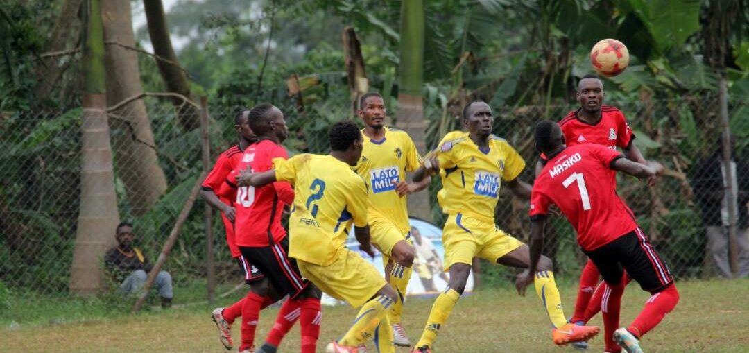 AUPL: SC Villa picks maximum points on opening day of barren draws