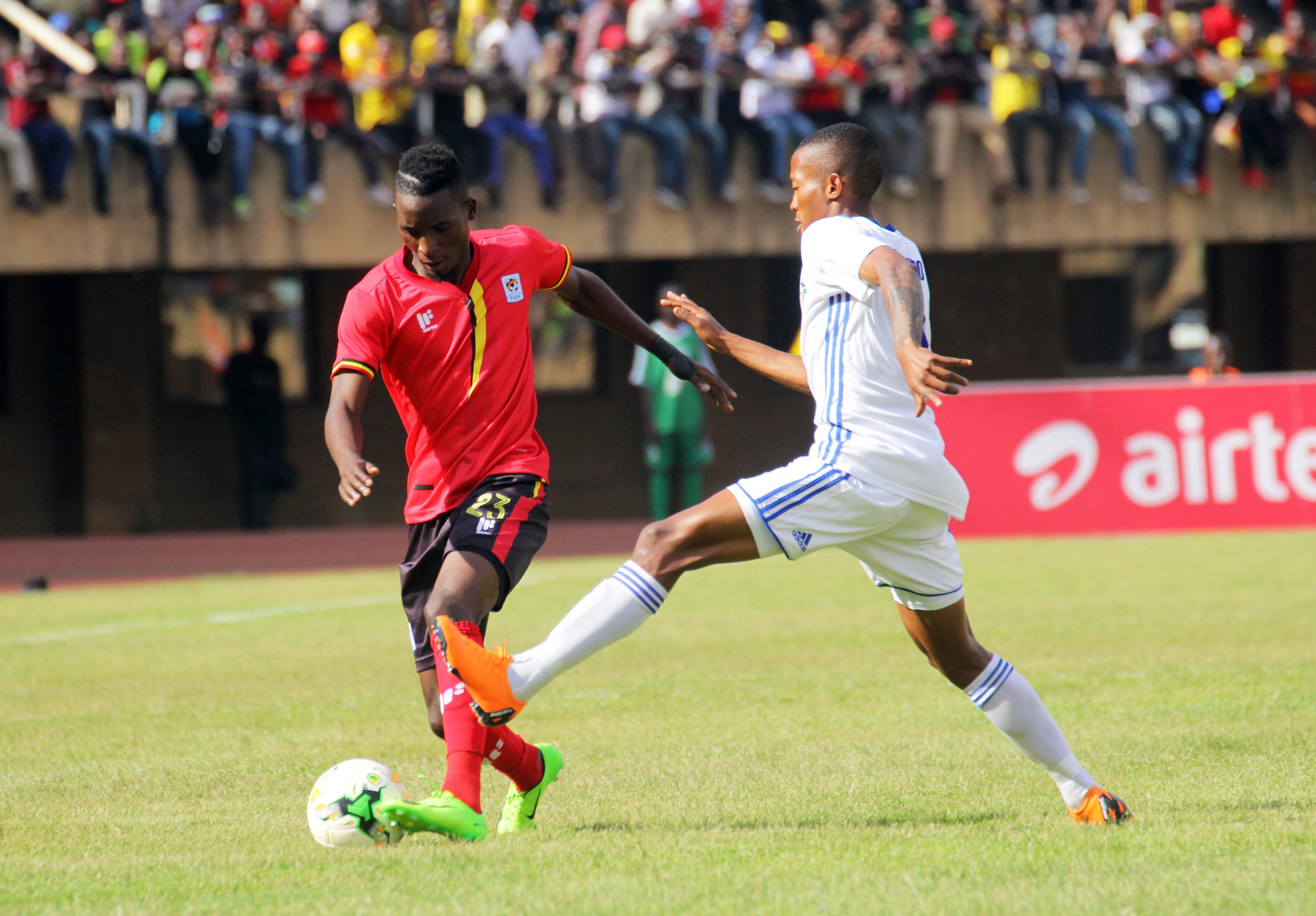 Pictorial: Uganda Cranes 3-0 Lesotho at Namboole stadium - FUFA ...