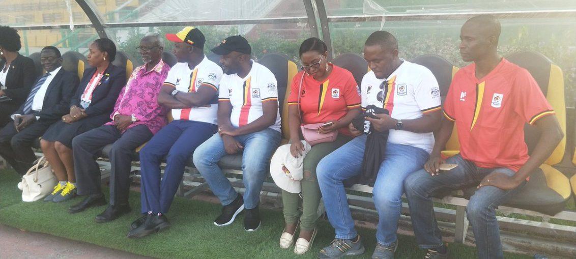 TOTAL AFCON Egypt finals 2019: Uganda high profile government