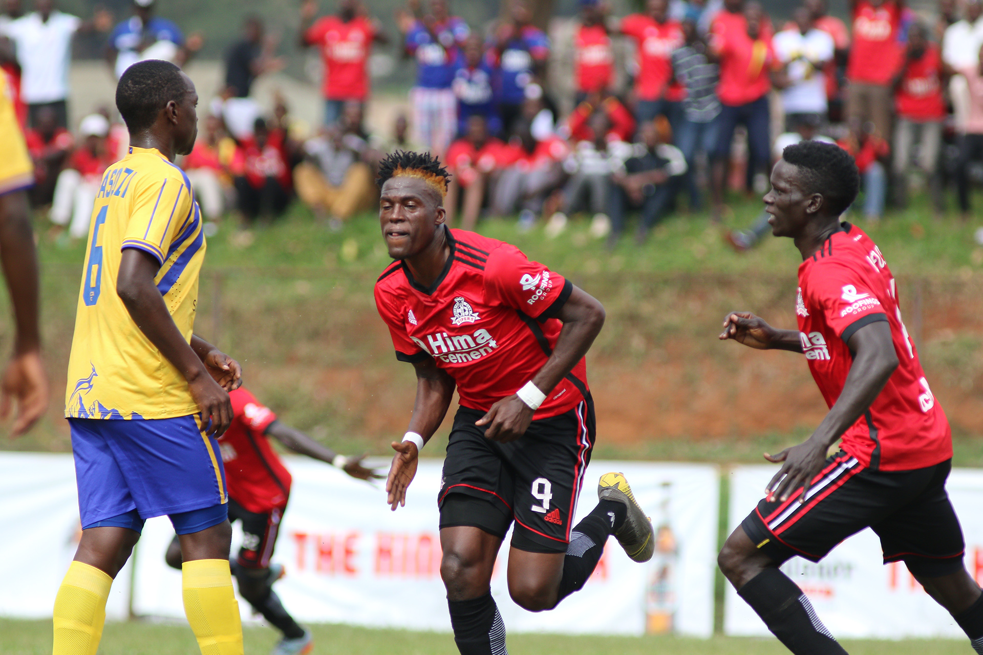 Pilsner Super 8: Vipers SC Beats KCCA FC to Win Second Edition ...