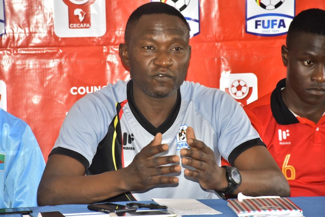 Morley Byekwaso - FUFA: Federation of Uganda Football Associations