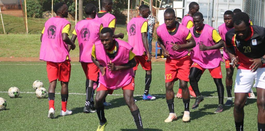 The Final Squad: Uganda U20 Hippos raid Gulu for CECAFA tourney - FUFA:  Federation of Uganda Football Associations