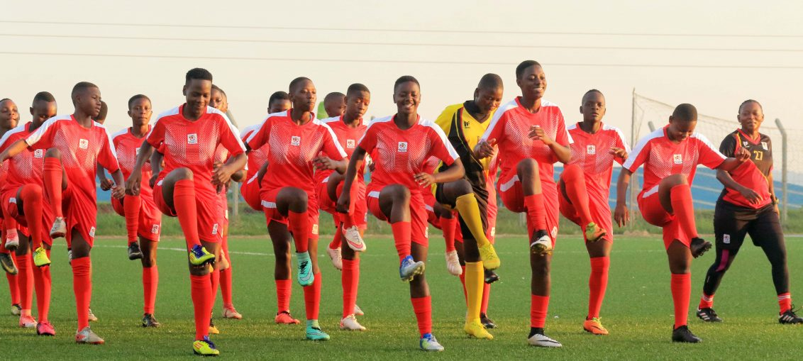 Uganda U17 Women Team Embarks on FIFA World cup preparations - FUFA:  Federation of Uganda Football Associations