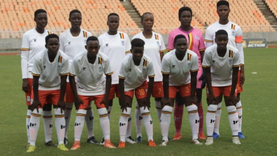 FIFA U20 Women's World Cup Qualifier: Uganda starting XI against Tanzania -  FUFA: Federation of Uganda Football Associations