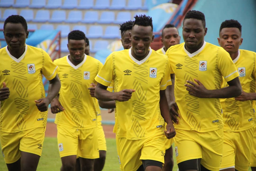 Uganda XI Vs DR Congo | CECAFA U-23 Challenge Cup - FUFA: Federation of Uganda Football Associations